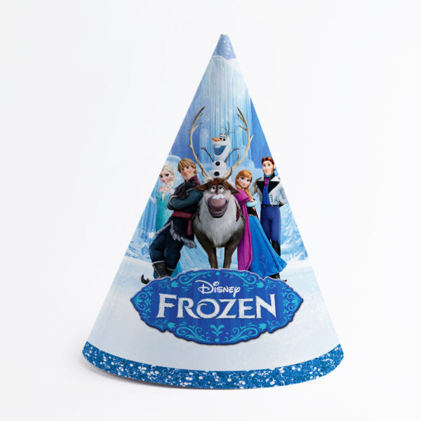 Frozen-party-hat