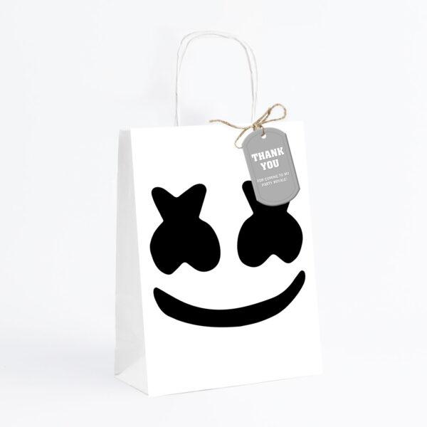 Marshmellow-favor-bag