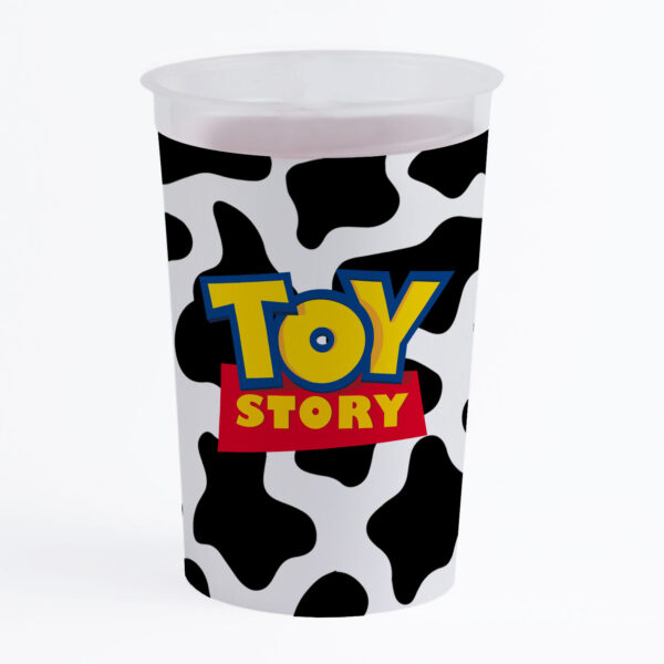 Toy story plastic cups