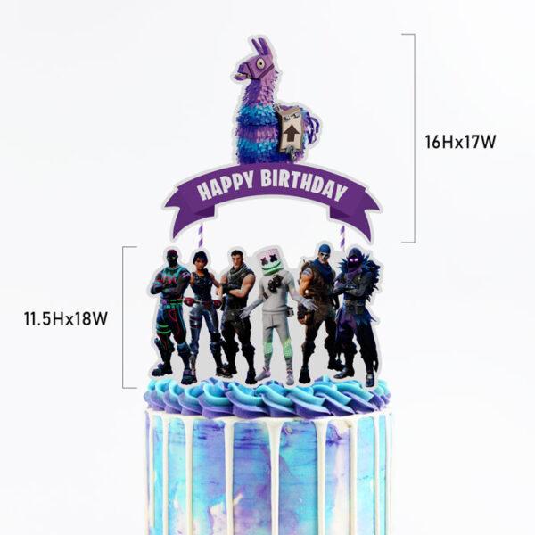 fortnite-birthday-cake-topper-size