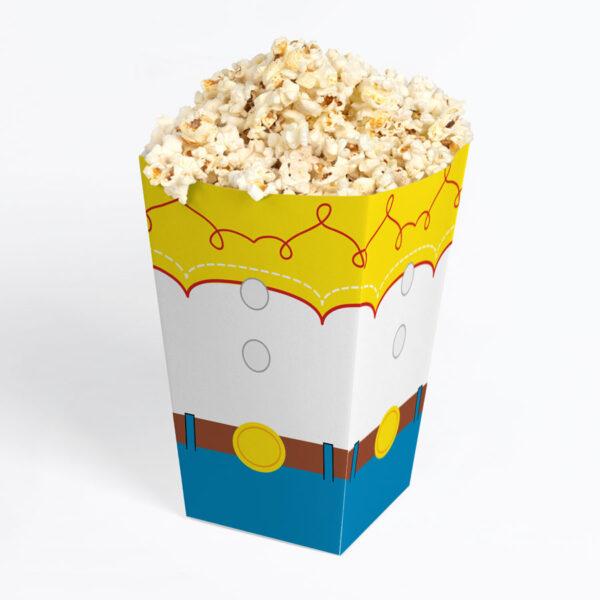 Jessie-popcorn-box