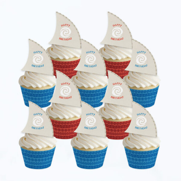 Moana-cupcake-wrapper