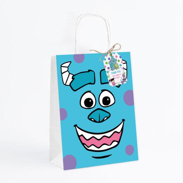 Monster-inc-favor-bag
