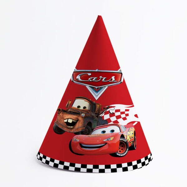 cars-party-hat