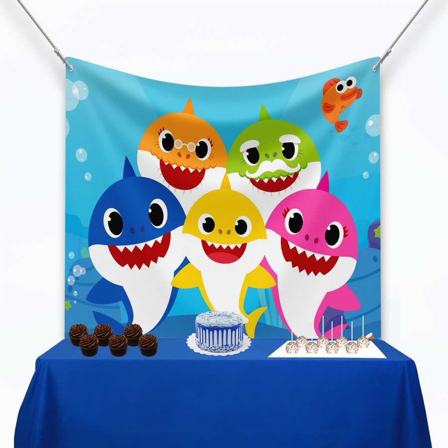 baby-shark-birthday-background