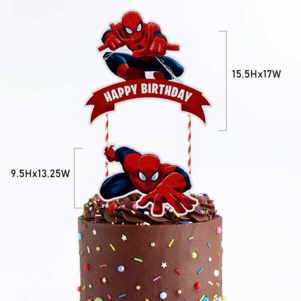 spider-man-cake-topper-size